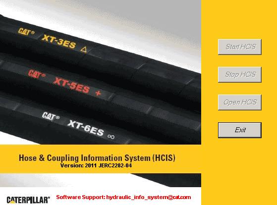 Caterpillar Hose & Coupling Information System (HCIS)