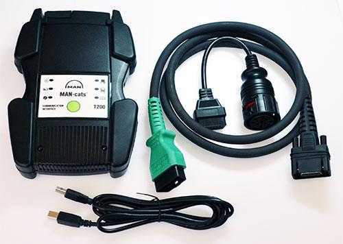 MAN-catS T200 Diagnostic Adapter