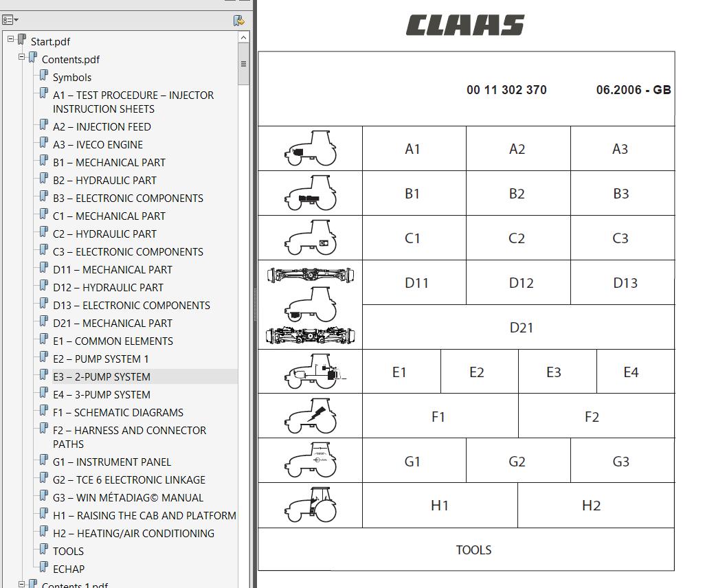 Claas Nectis Workshop Repair Manual Easy To Repair Business, Office & Industrial