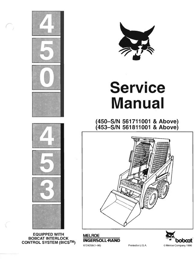 bobcat 450 453 bcis skid steer loader service repair manual pdf bobcat 450, 453 skid steer loader service manual pdf, repair 453 bobcat wiring diagram at suagrazia.org