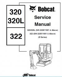 322 Bobcat Mini Excavator Wiring Diagram