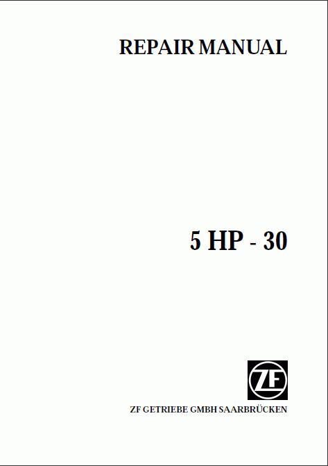 5hp30 manual array zf 5hp30 repair manual pdf rh epcatalogs com fandeluxe Choice Image