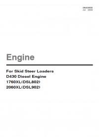 daewoo doosan d430 diesel engine pdf manual