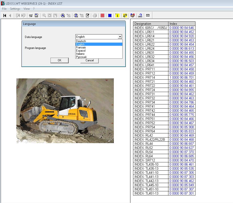 liebherr lidos lwt online 2018 rh epcatalogs com liebherr cranes parts manual Liebherr Equipment Parts