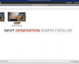spare parts catalog Case Construction Europe 2014