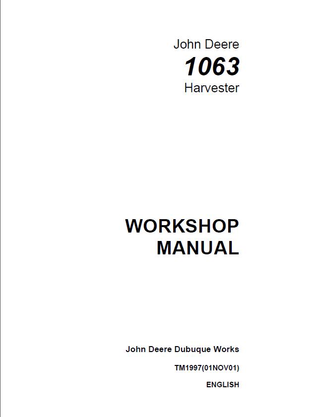 john deere 2650 workshop manual