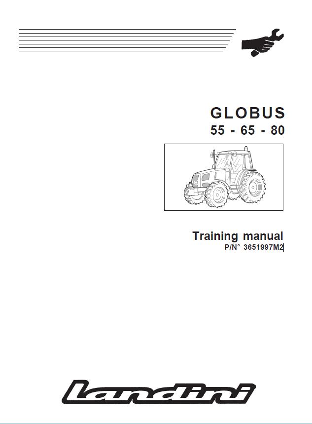 landini globus 55