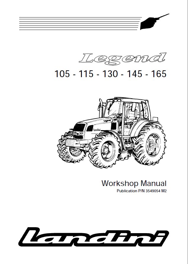 landini legend 105 115 130 145 165 tractors workshop manual pdf landini legend 105 115 130 145 165 tractors workshop manual pdf haynes manual wiring diagram symbols at gsmx.co