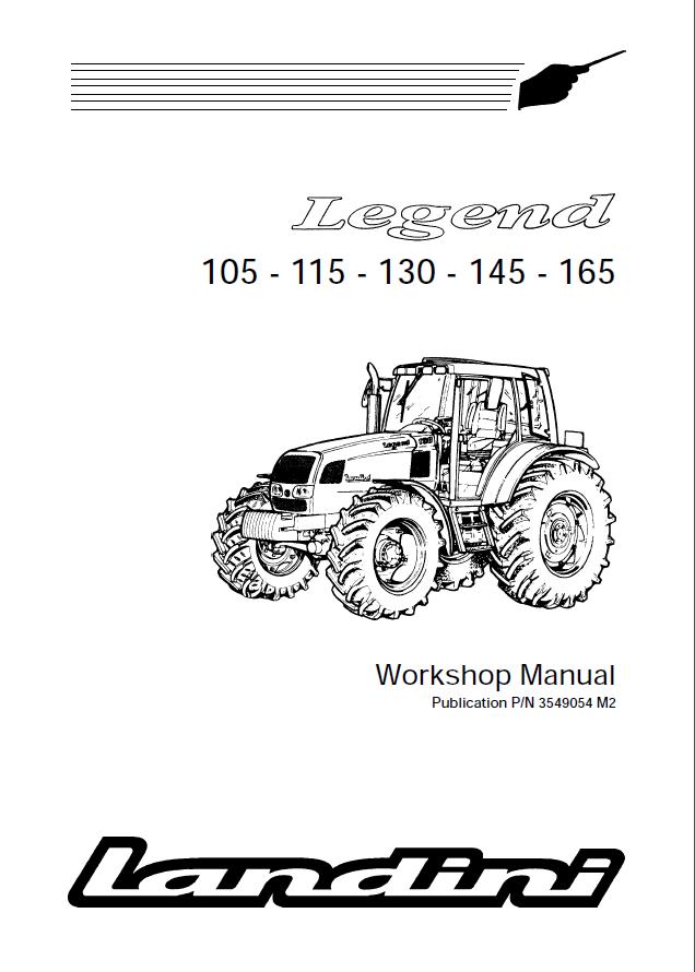 landini legend 105 115 130 145 165 tractors workshop manual pdf landini legend 105 115 130 145 165 tractors workshop manual pdf haynes manual wiring diagram symbols at gsmx.co