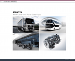 spare parts catalog Man Mantis EPC v6.0 10/2016 v.547 Electronic Parts Catalogue