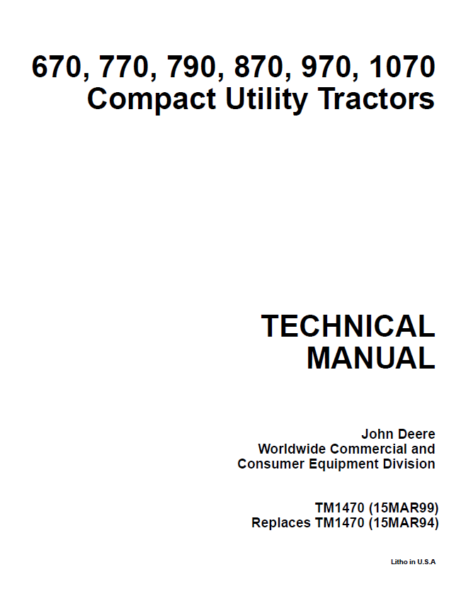 John Deere 670 770 790 870 970 1070 Tractors TM1470 PDF on farmall hydraulic diagram, wet sprinkler system pipe diagram, hydraulic control diagram, hydraulic flow diagram, hydraulic system diagram, hydraulic valve schematics, forklift hydraulic diagram, hydraulic project diagram, hydraulic logic diagram, hydraulic pump diagram, hydraulic wiring diagram, ford jubilee tractor hydraulic diagram, hydraulic valve diagrams, hydraulic cylinder diagram, hydraulic power diagram, block diagram, 404 international tractor hydraulic diagram, hydraulic press diagram, hydraulic motor diagram, hydraulic steering diagram,