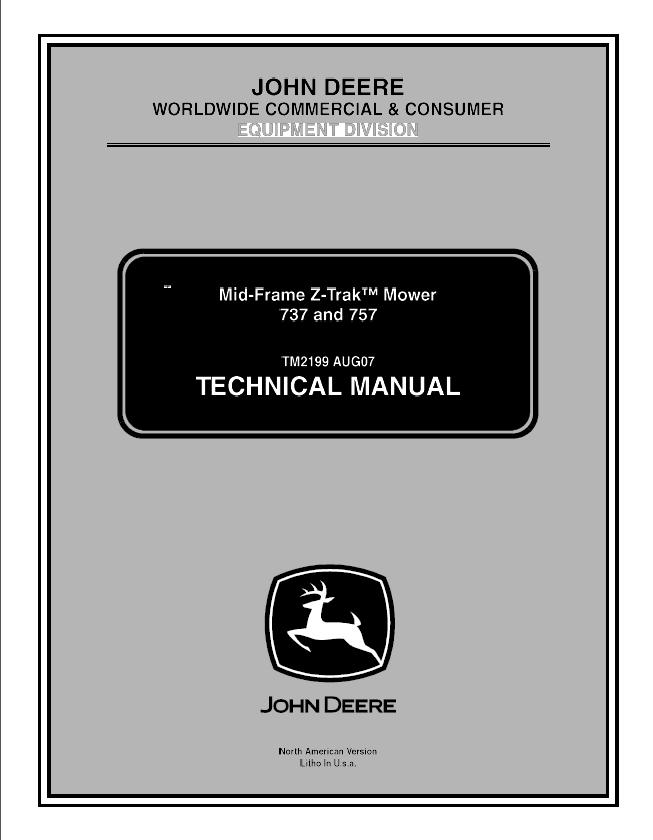 john deere 737 z track wiring diagram