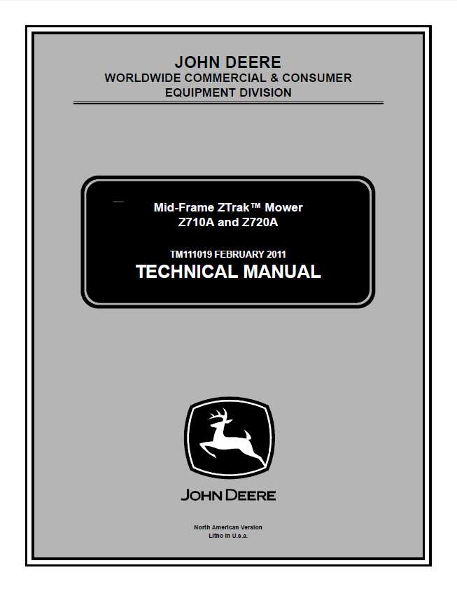 john deere z710a z720a mid frame ztrak mower tm111019 technical manual pdf 2210 john deere fuse box diagram john deere wiring diagram John Deere 4500 Fuse Box Diagram at eliteediting.co