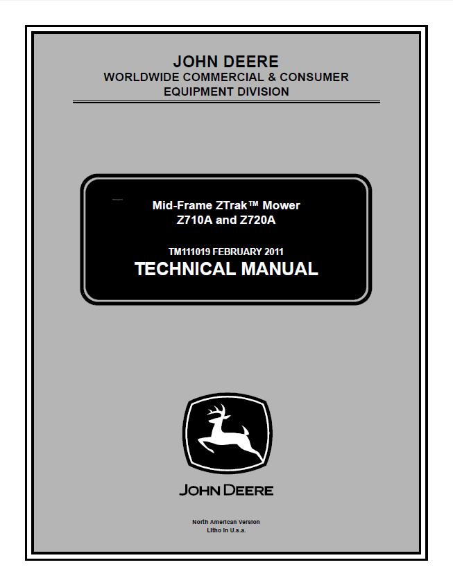 john deere z710a z720a mid frame ztrak mower tm111019 technical manual pdf 2210 john deere fuse box diagram john deere wiring diagram John Deere 4500 Fuse Box Diagram at eliteediting.co