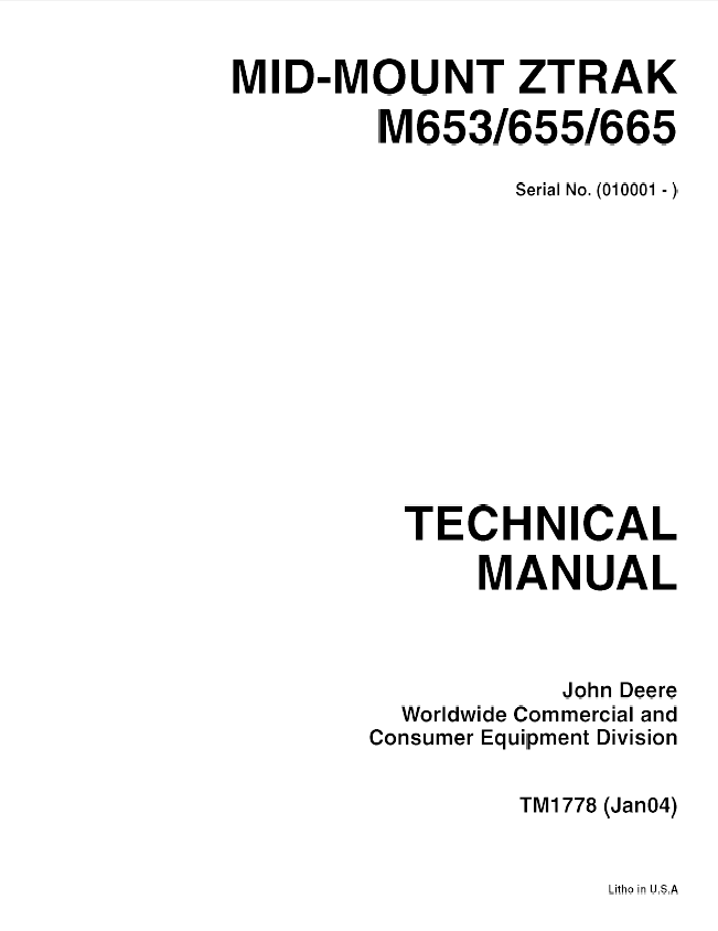Wiring Diagram Database  John Deere M665 Parts Diagram