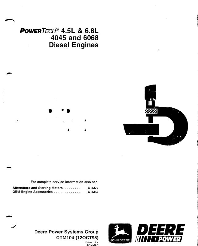 john deere powertech 4 5l 6 8l 4045 6068 ctm104 pdf rh epcatalogs com 6068 John Deere Parts Manual john deere 6068 service manual