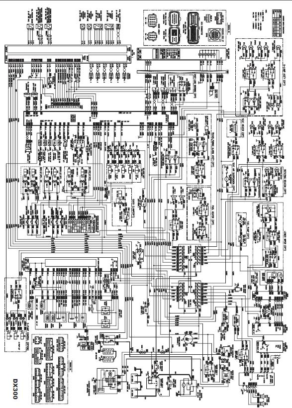 terex txc txl hydraulic electrical schematics pdf rh epcatalogs com Simple Wiring Schematics Air Conditioner Schematic Wiring Diagram