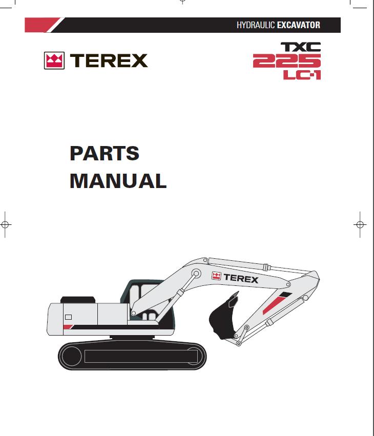 Terex Tx U0421 225lc