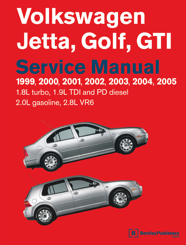 VOLKSWAGEN JETTA DIAGNOSTIC MANUAL Pdf Download