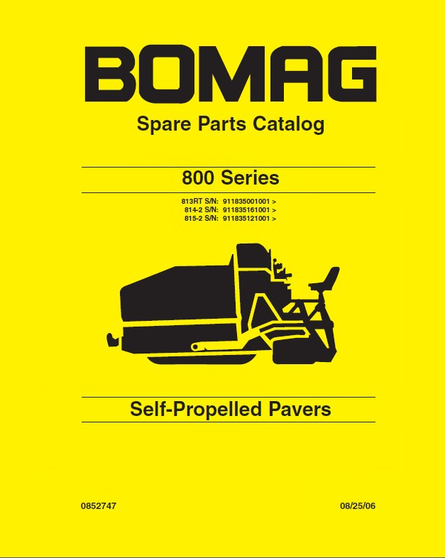 bomag self propelled pavers 800 series spare parts catalog pdf bomag self propelled pavers 800 series spare parts catalog pdf bomag bw-90 wiring diagram at bayanpartner.co