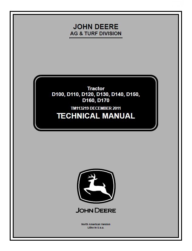 john deere d110 service manual best deer photos water alliance org