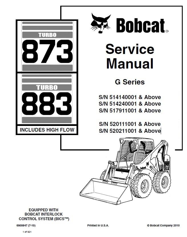 Mini Excavator - A Repair Manual Store