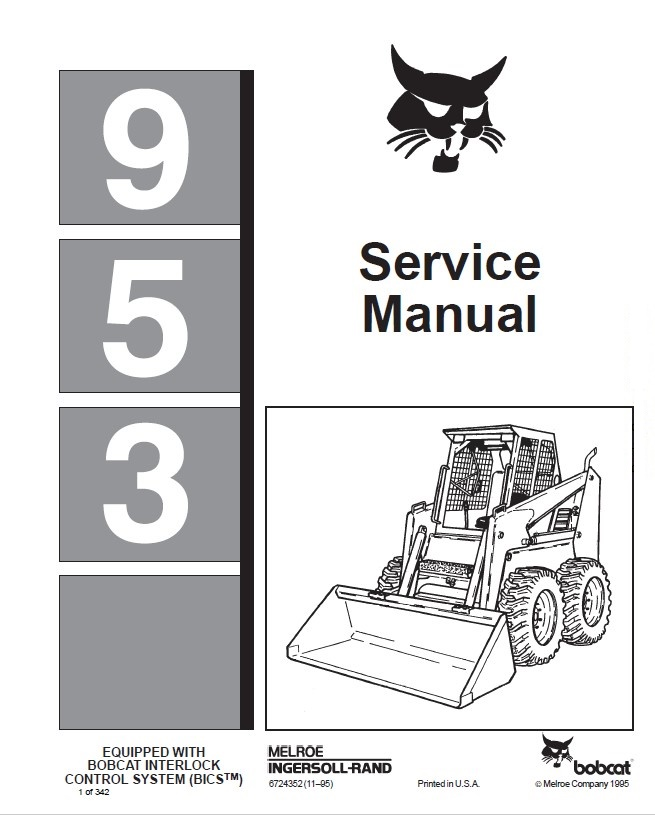kenworth 953 repair manual
