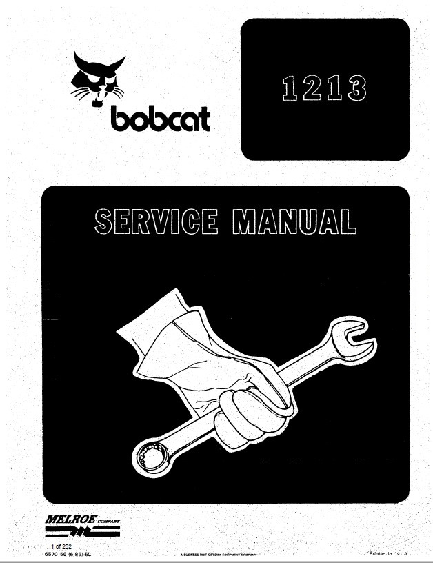 bobcat 1213 loader service manual pdf. Black Bedroom Furniture Sets. Home Design Ideas