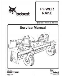 bobcat power rake service manual pdf. Black Bedroom Furniture Sets. Home Design Ideas