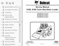 bobcat s150 parts diagram bobcat 2200 parts diagram