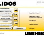 repair manual Liebherr Lidos Parts and Service Documentation Offline 2017/08