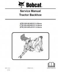 bobcat 909 backhoe service manual