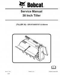 bobcat 38 inch tiller service manual pdf. Black Bedroom Furniture Sets. Home Design Ideas