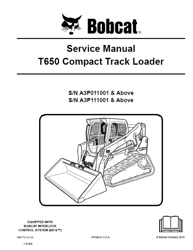 bobcat t650 compact track loader service manual pdf bobcat t650 wire diagram wire diagram a770 bobcat #8