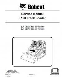 bobcat t190 track loader service manual pdf. Black Bedroom Furniture Sets. Home Design Ideas