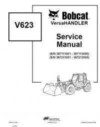 bobcat v623 versa handler service manual pdf. Black Bedroom Furniture Sets. Home Design Ideas
