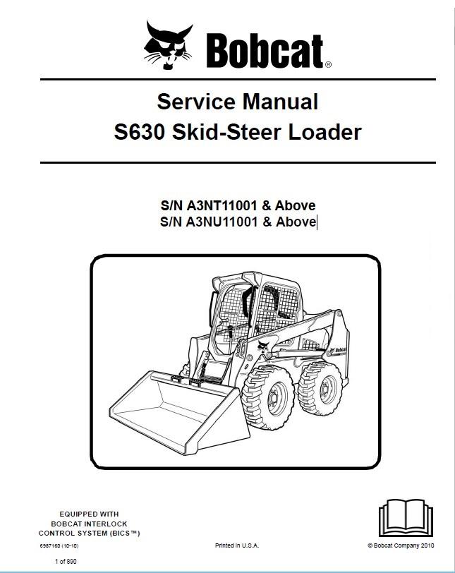Bobcat Motor Diagram | Wiring Diagram