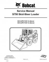 bobcat s750 skid steer loader service manual pdf. Black Bedroom Furniture Sets. Home Design Ideas