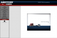 repair manual Motor Heavy Truck Service v13.0 2014