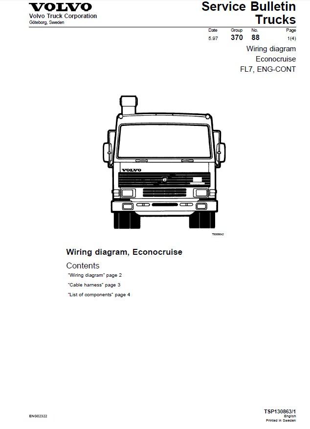 volvo trucks fl7 fl10 fl12 wiring diagram manual pdf volvo truck d7 wiring diagram volvo how to wiring diagrams 1999 volvo vnl wiring diagram at reclaimingppi.co