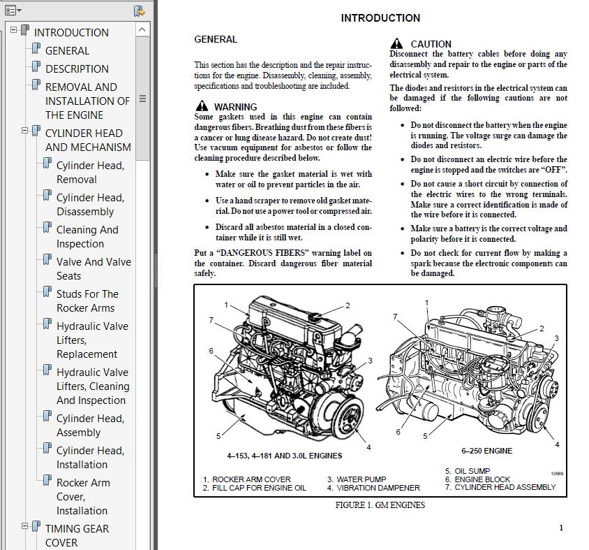 repair manual hyster class 4 for c187 (s2 00-3 00xl europe)