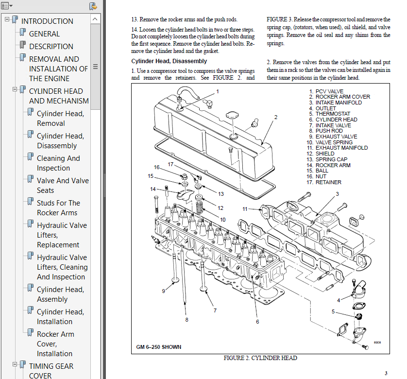 Hyster H60 Service Manual on