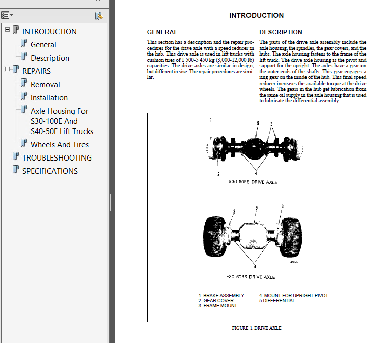 motor troubleshooting pdf