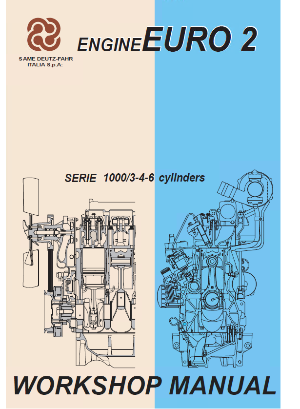 deutz engine serie 1000 3 4 6 cylinders euro 2 pdf rh epcatalogs com Caterpillar Diesel Generators Product Genset Diesel Generator