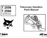 spare parts catalog Bobcat Telescopic Handlers Set of PDF Parts Manuals