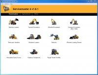 Diagnostic Software JCB ServiceMaster 4 diagnostic software