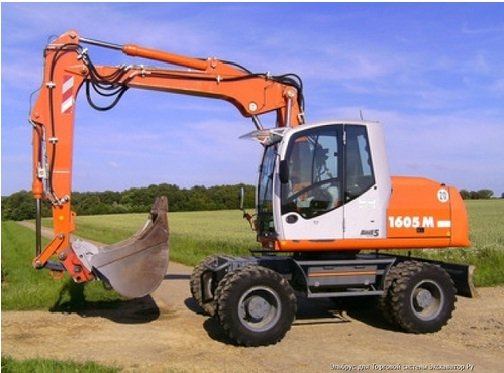 Terex Atlas 1305 1505 1605 1705 Excavator Manual Download