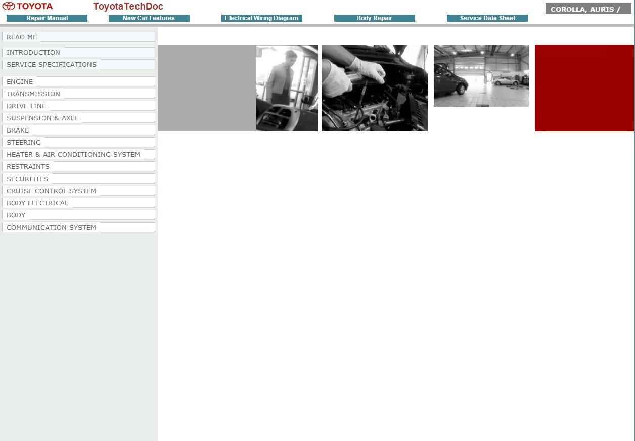 Toyota Corolla Repair Manual: Cruise control system