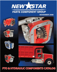 spare parts catalog New Star Parts Component Group