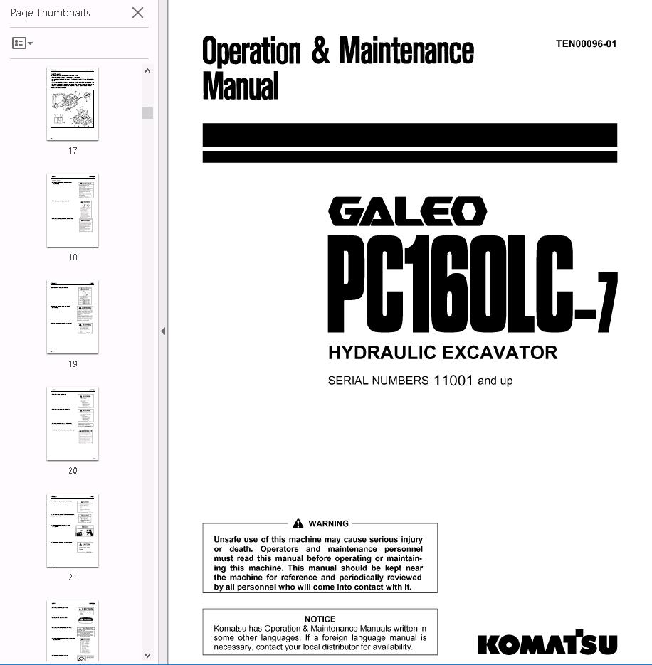 Komatsu Pc 160 Wiring Diagram Diy Enthusiasts Wiring Diagrams \u2022 Thomas  Bus Wiring Schematics Komatsu Pc 120 Wiring Schematics